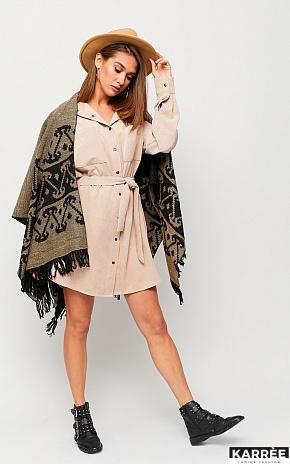 Платье Каркаде, Бежевый - фото 1
