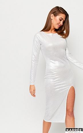 Платье Муза, Белый - фото 1