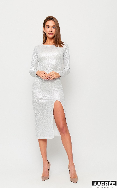 Платье Муза, Белый - фото 3