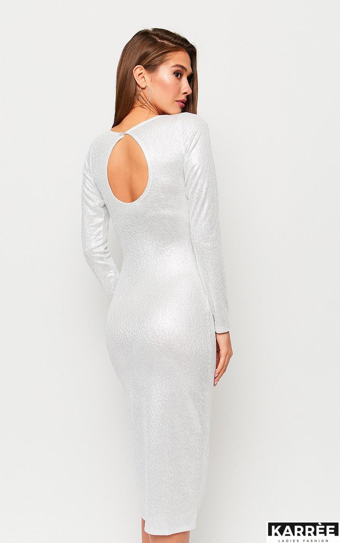 Платье Муза, Белый - фото 2