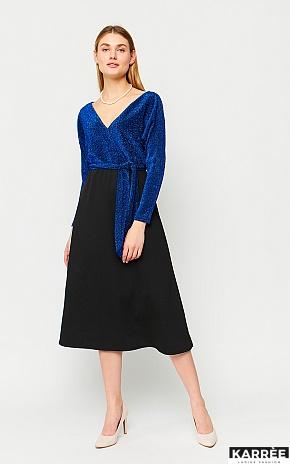 Платье Надин, Синий - фото 1
