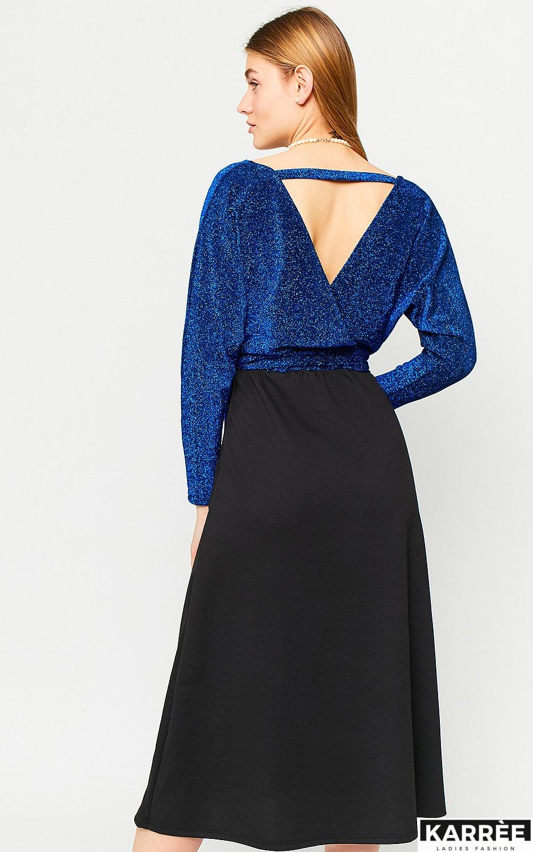 Платье Надин, Синий - фото 2