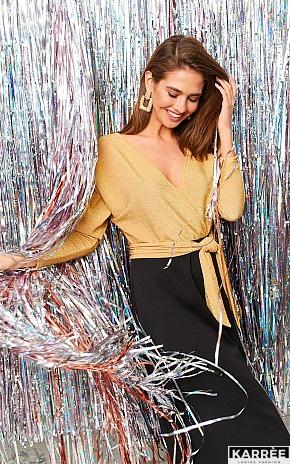 Платье Надин, Золото - фото 1