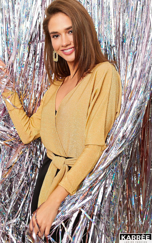 Платье Надин, Золото - фото 5