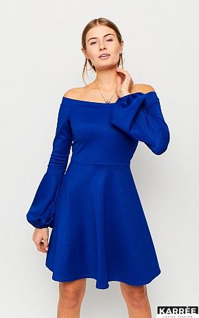 Платье Астрид, Синий - фото 1