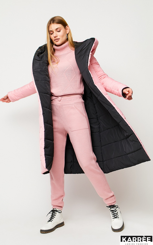 Пальто Блум, Розовый