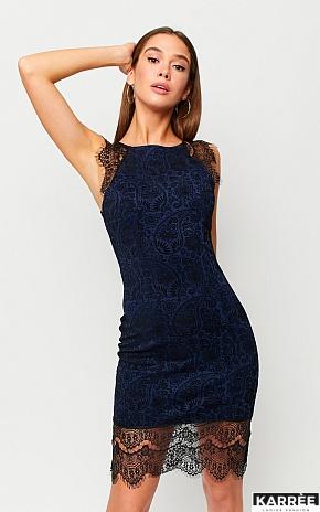 Платье Таса, Синий - фото 1