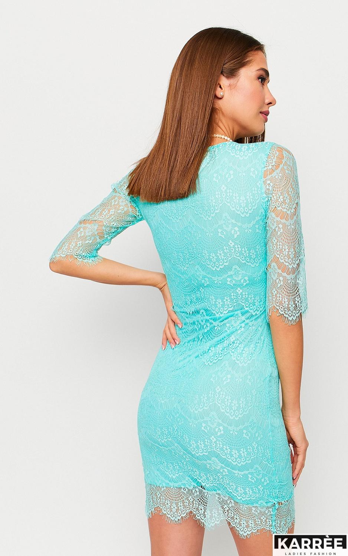 Платье Молли, Мятный