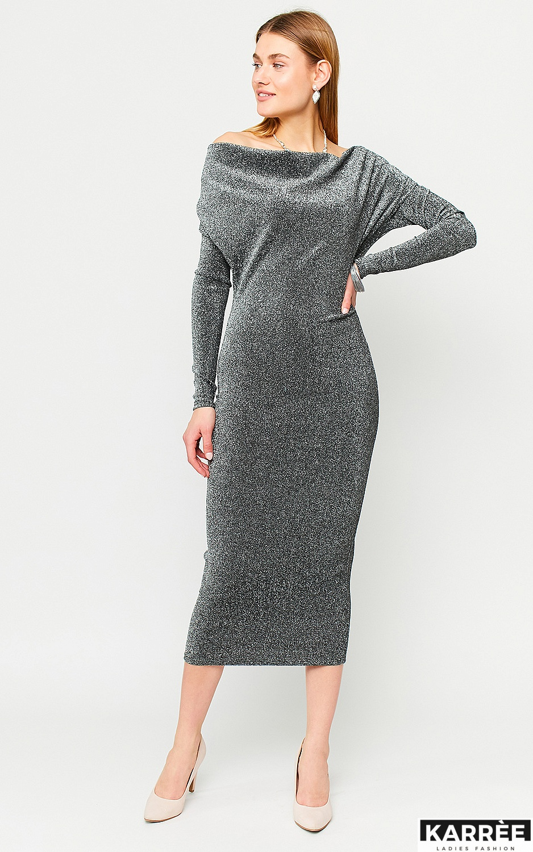 Платье Теона, Серебро