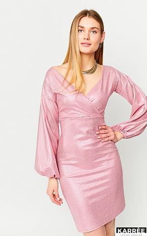 Платье Асти, Пудровый - фото 1