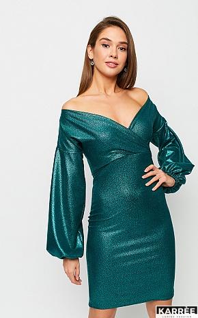 Платье Асти, Зеленый - фото 1