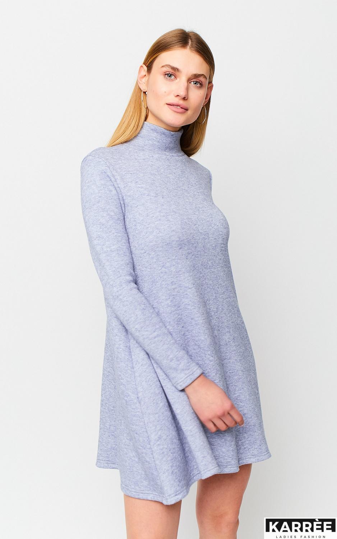 Платье Латте, Голубой - фото 1