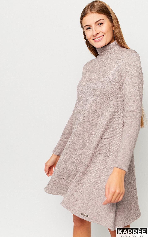 Платье Латте
