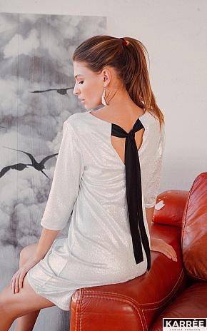 Платье Рене, Белый - фото 1