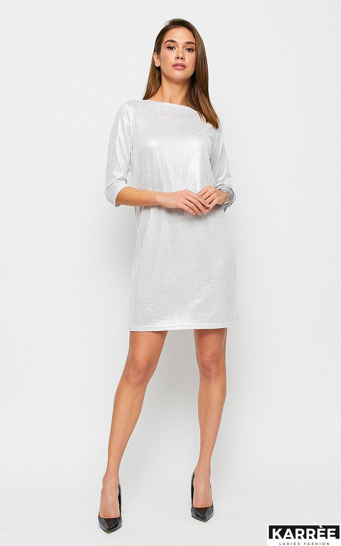Платье Рене, Белый - фото 3