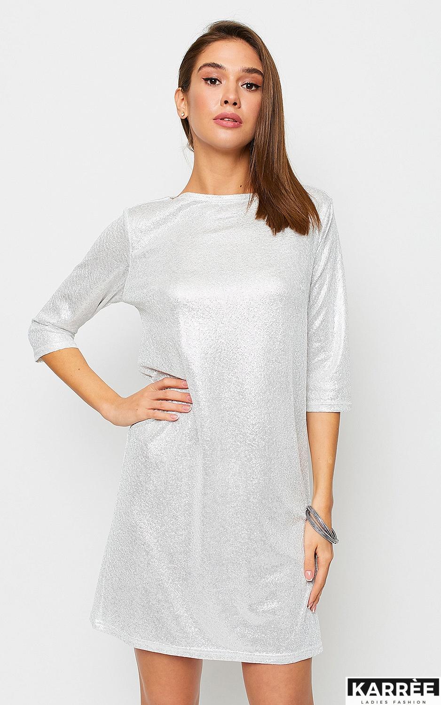 Платье Рене, Белый - фото 2