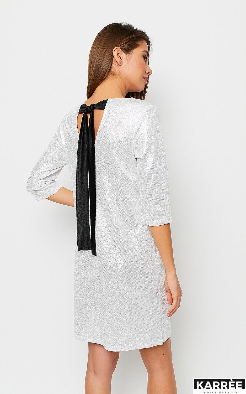 Платье Рене, Белый - фото 4