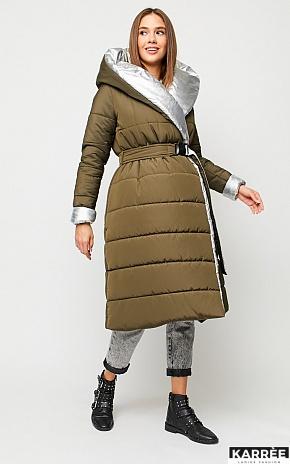 Пальто Бруклин, Хаки - фото 1