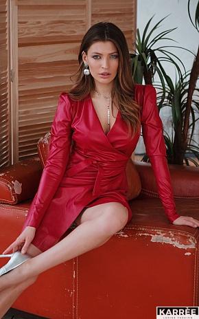 Платье Ликата, Красный - фото 1