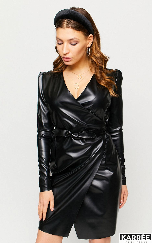 Платье Ликата, Черный