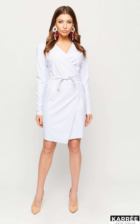 Платье Ликата, Белый