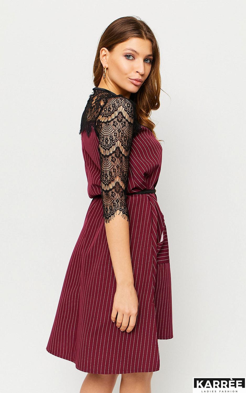 Платье Бертони, Марсала - фото 2