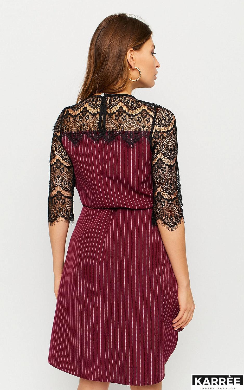 Платье Бертони, Марсала - фото 3