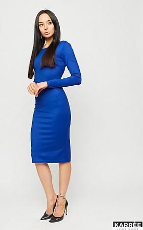 Платье Сола, Синий - фото 1