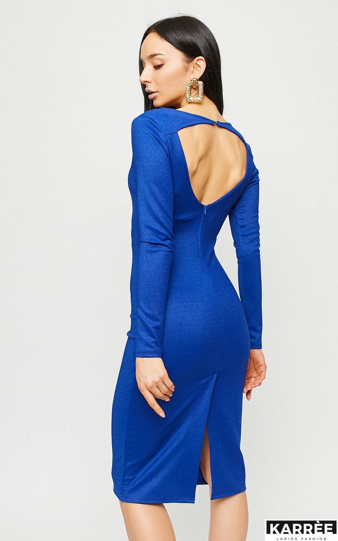 Платье Сола, Синий - фото 3