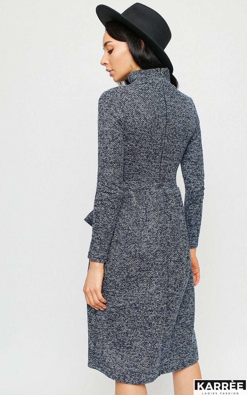 Платье Онтарио, Темно-синий