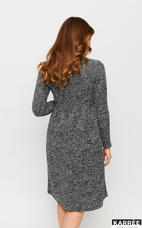 Платье Онтарио, Черный