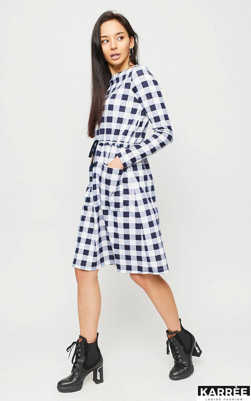 Платье Тулон, Белый - фото 3