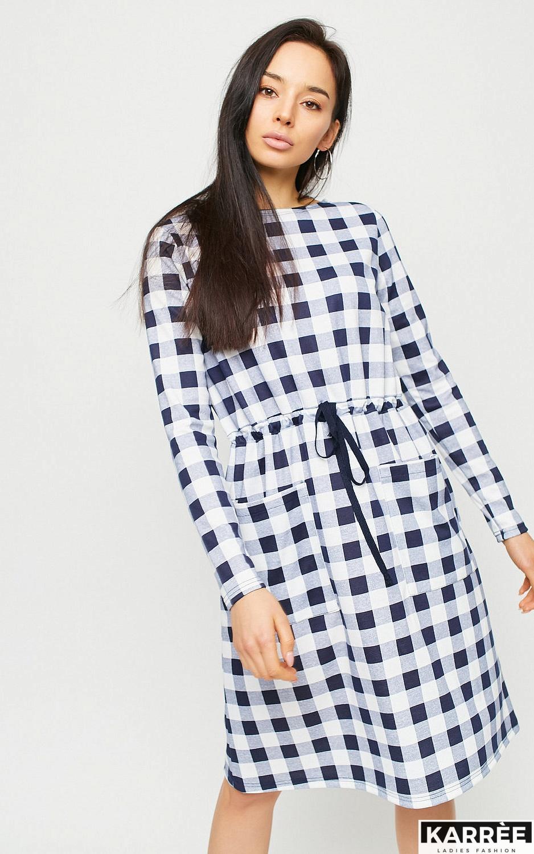 Платье Тулон, Белый