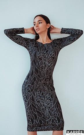 Платье Марко, Комбинированный - фото 1