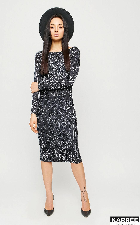 Платье Марко, Комбинированный - фото 4