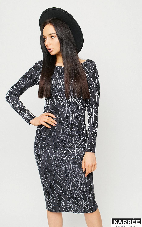 Платье Марко, Комбинированный - фото 2