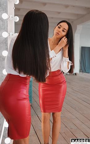 Юбка Айли, Красный - фото 1