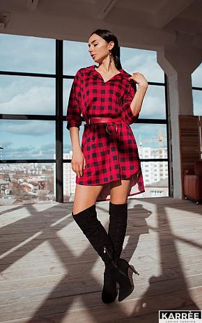 Платье Спирит, Красный - фото 1