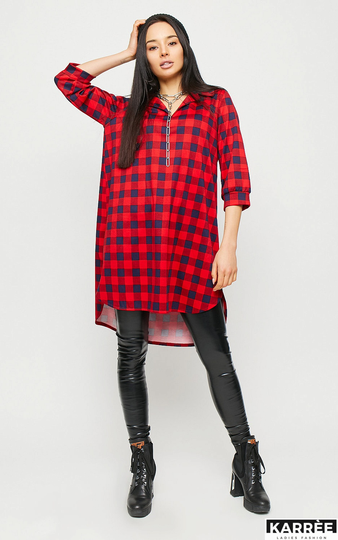 Платье Спирит, Красный