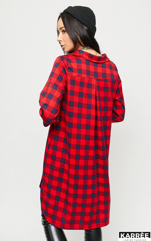 Платье Спирит, Красный - фото 4