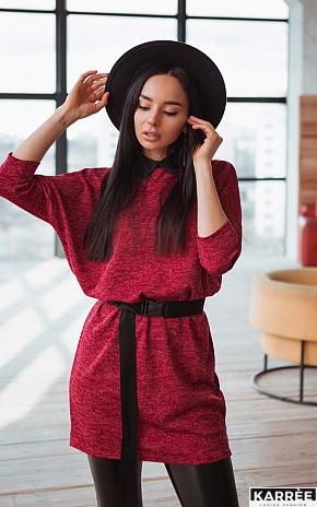 Платье Лисбон, Красный - фото 1