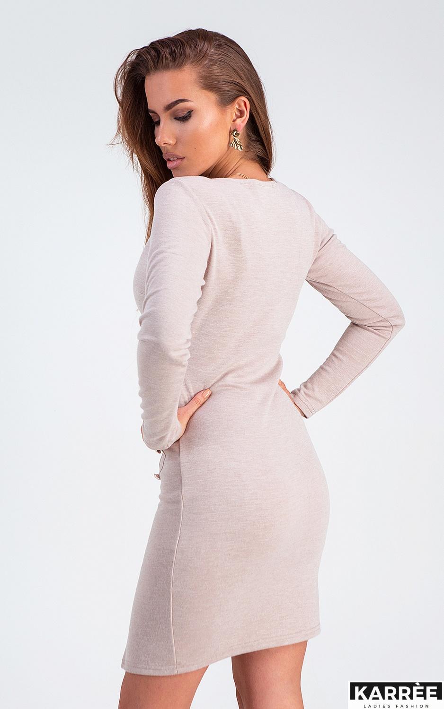 Платье Винди, Мокко