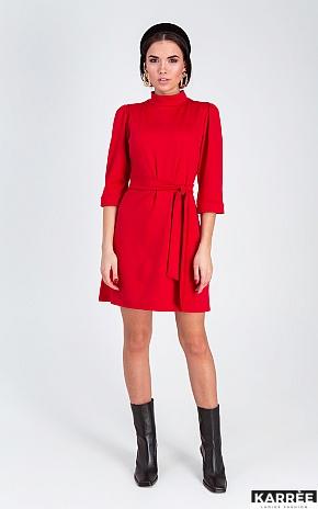 Платье Капри, Красный - фото 1