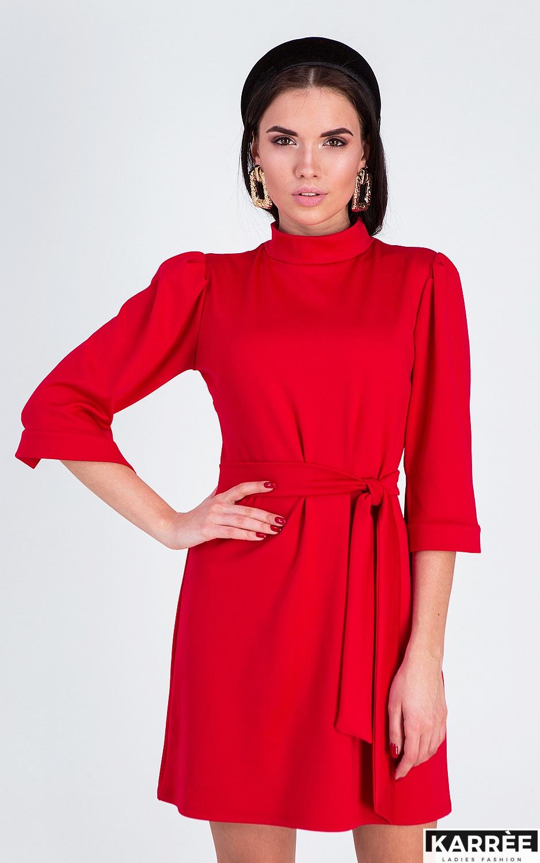 Платье Капри, Красный - фото 2