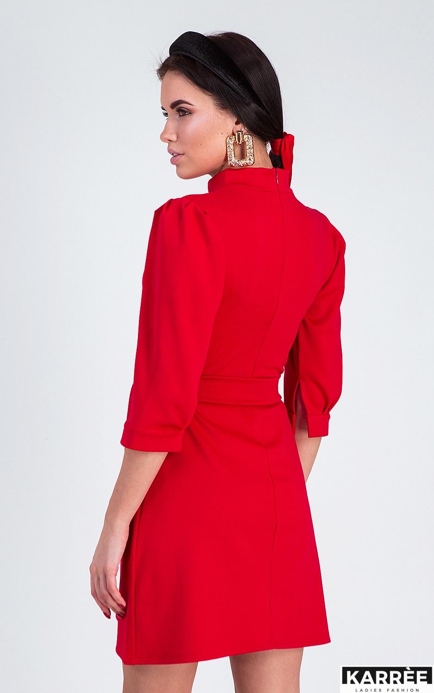 Платье Капри, Красный - фото 3