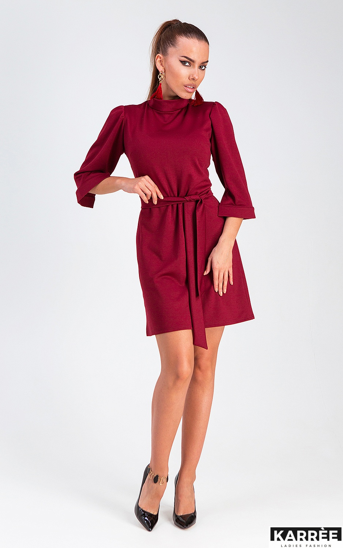 Платье Капри, Марсала