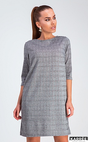 Платье Софи, Серый - фото 1