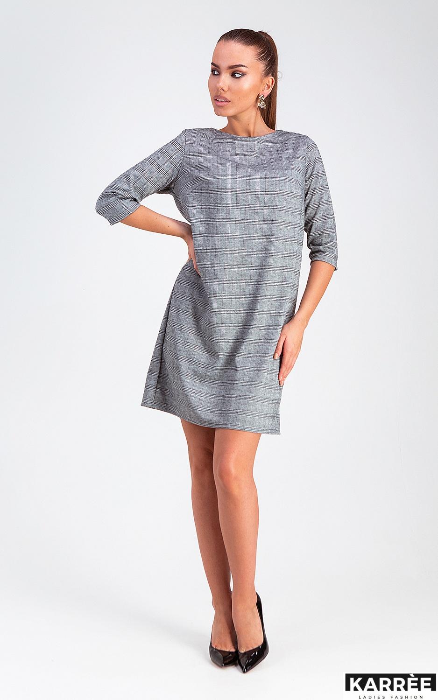 Платье Софи, Серый - фото 3