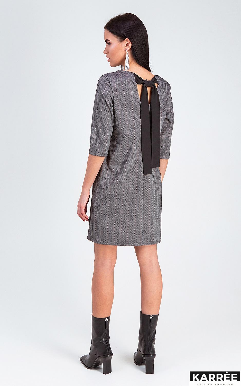 Платье Софи, Темно-серый