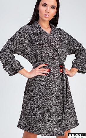 Платье Тара, Черный - фото 1